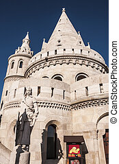 Fisherman Bastion