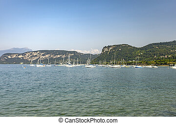 View of the Grada Lake from Bardolino 13