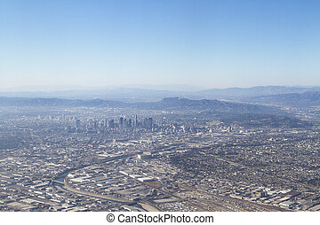view of the Los Angeles