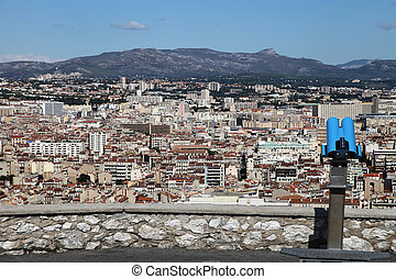 View of the Marseille.
