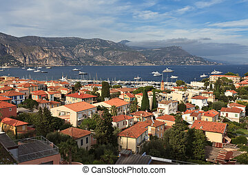 Nice old town France