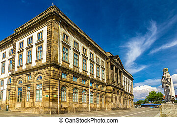 View of the University of Porto - Portugal