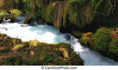 waterfall Upper Duden