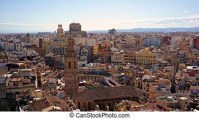 View of Valencia