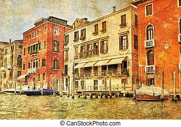 Venetian Grand Channel