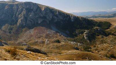 View On Boricje Gorge, Montenegro
