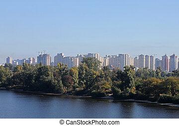 modern district of Kiev