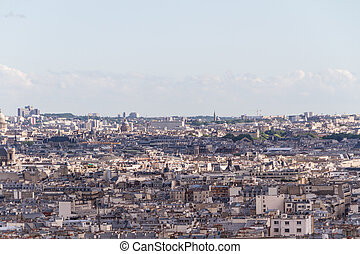 View on Paris