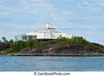 science center North in Sudbury Ontario Canada - View on...