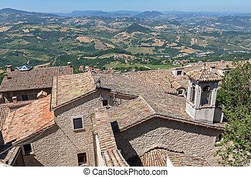 View San Marino