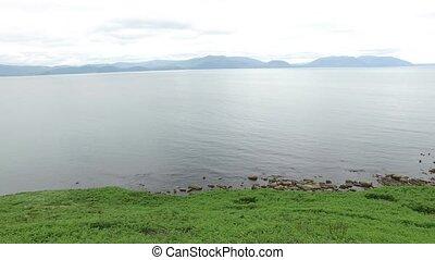 view to ocean at wild atlantic way in ireland 70 - nature...