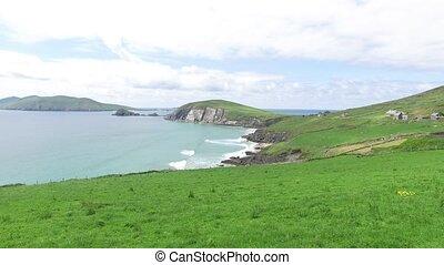view to ocean at wild atlantic way in ireland 78 - nature...