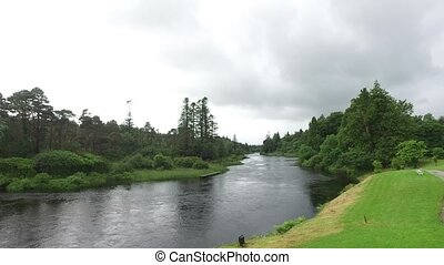 view to river in ireland valley 8 - nature and landscape...