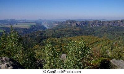 viewpoint Kipphornaussicht - viewpoint Kipphornaussicht in...