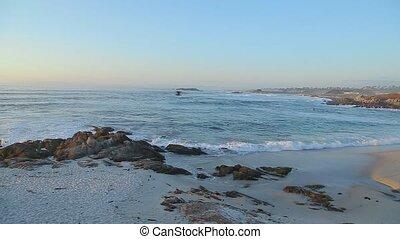 Viewpoint Pebble Beach Monterey California - Coastal...