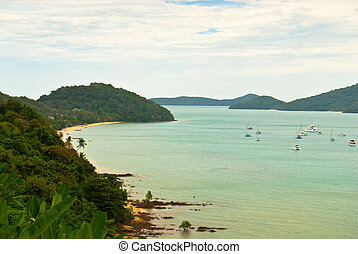 viewpoint phuket town thailand