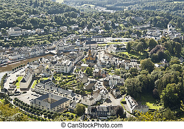 Views of Bouillon - Bouillon is a municipality in Belgium. ...