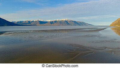 Views of Cook Inlet