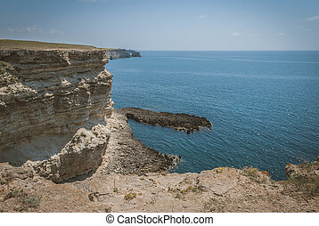 Views of the Black Sea