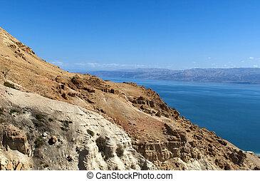 views of the Dead Sea