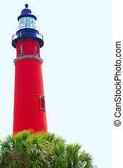 Views of the Ponce DeLeon Light House