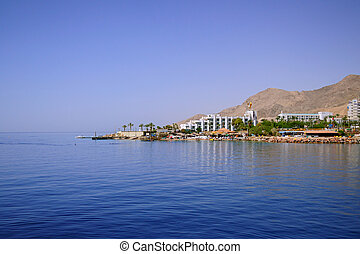 views of the Red Sea