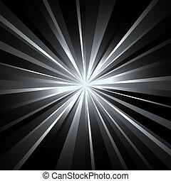 vigas, laser, fundo