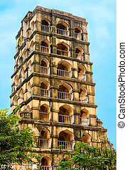Vijaynagara Fort of Tanjore prominent historical monument...