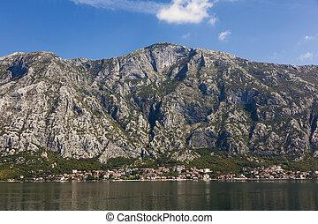 vik, av, kotor, montenegro