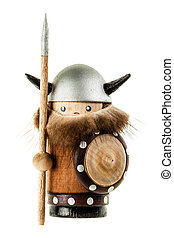 viking, 小雕像