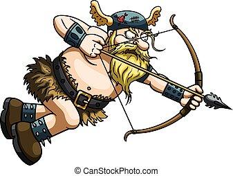 viking, cupido