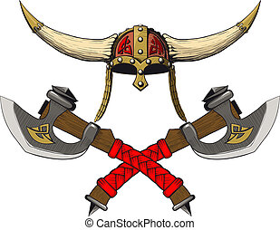 Viking emblem