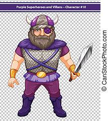 viking, hím