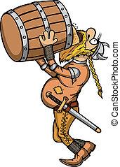 viking, ivre