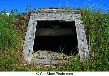 Sod House Images And Stock Photos 390 Sod House
