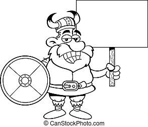 viking, tenencia, señal