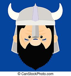viking, tribale