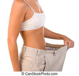 viktförlust
