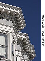 viktoriánus, otthon, részletek