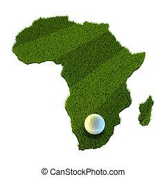 világ, afrikai, csésze