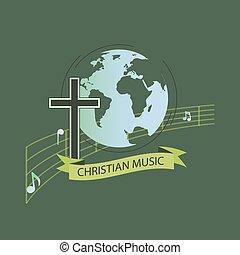 világ, keresztény, zene