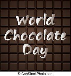 világ, nap, csokoládé