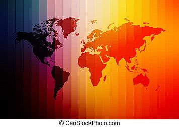 világ térkép