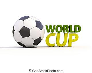 világbajnokság, és, focilabda