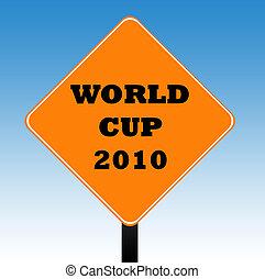 világbajnokság, út cégtábla