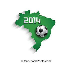 világbajnokság, 2014, brazília
