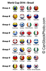 világbajnokság, 2014, -, brazília