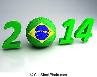 világbajnokság, brazília, 2014