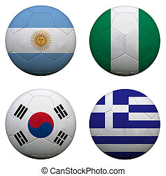 világbajnokság, csoport, b betű
