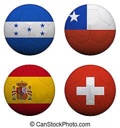 világbajnokság, csoport, h